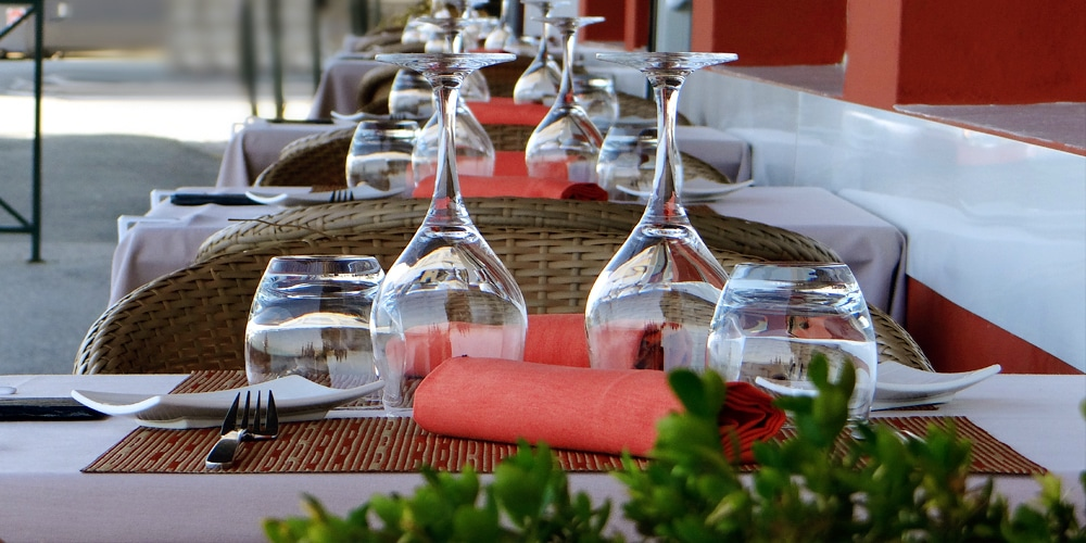 Restaurant Le Brouillarta