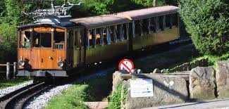 Le petit train de la Rhune